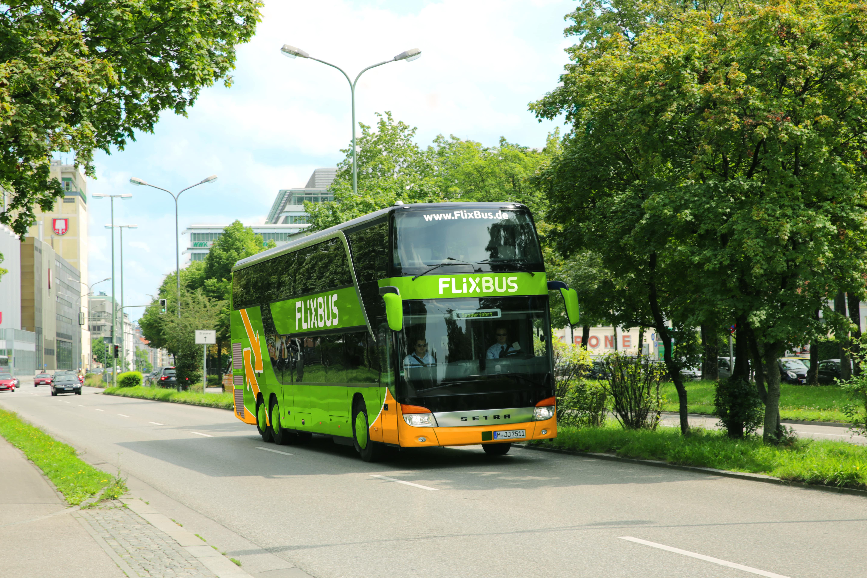 Flixbus Reservierung
