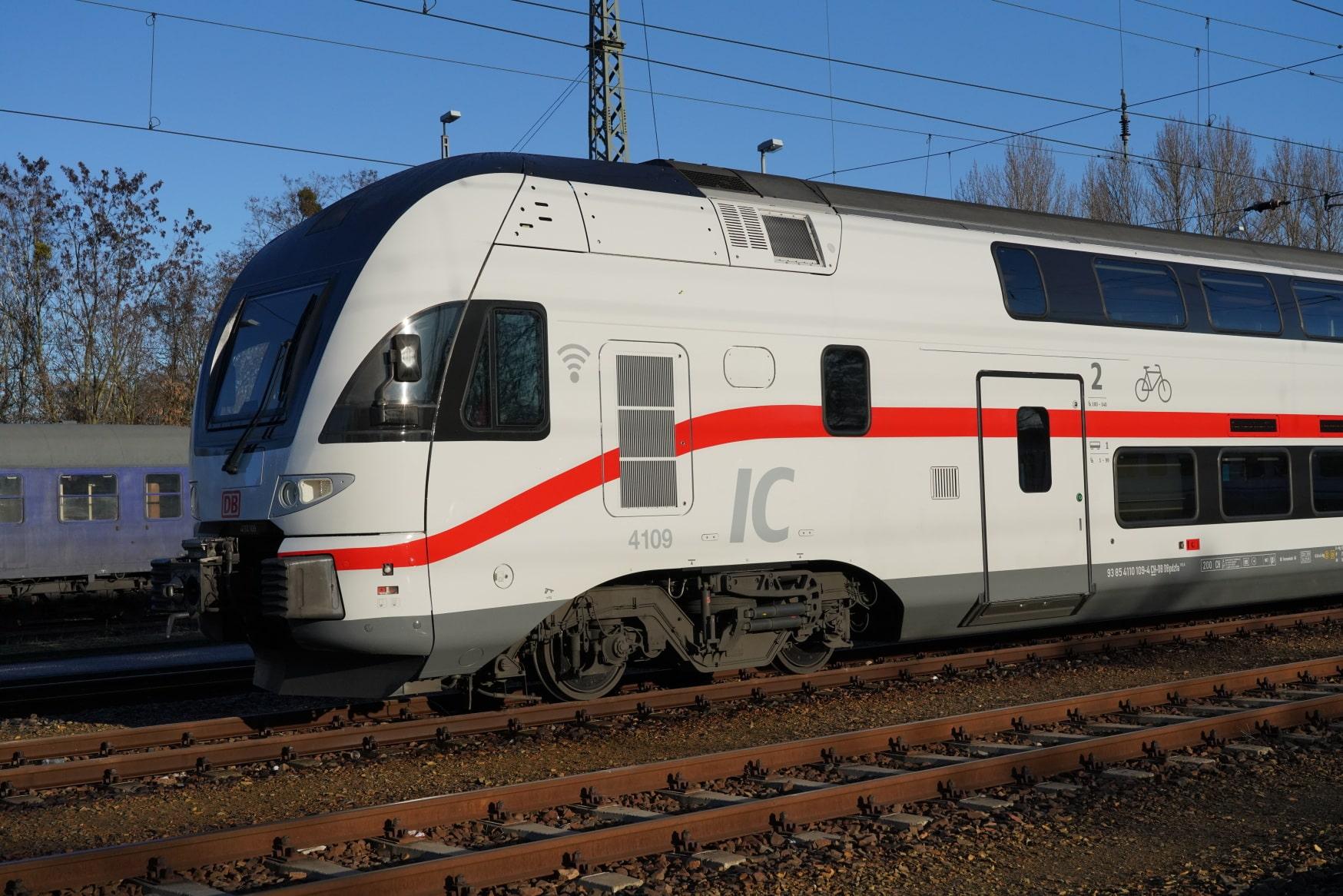 Deutsch Bahn Corona