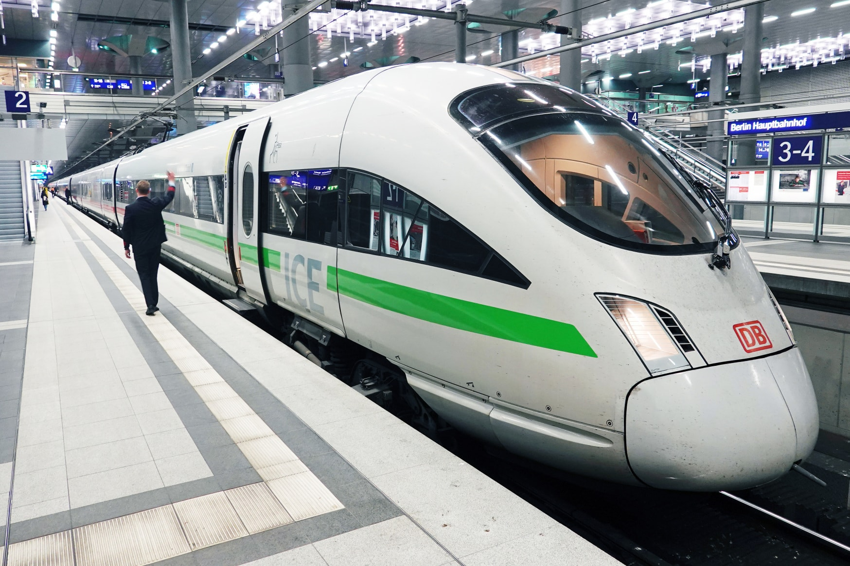 Bahnstreik Welche Züge Fahren Nicht