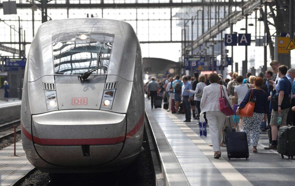 Deutsche Bahn schafft mehr Platz für Fahrräder im Fernverkehr