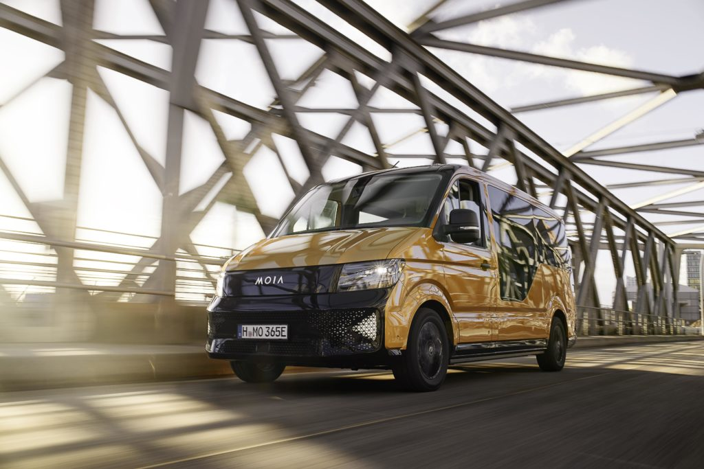 MOIA darf Flotte in Hamburg auf 1.000 Fahrzeuge erhöhen