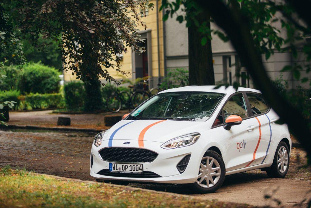 Oply: Carsharing-Dienst stellt Betrieb Ende Februar ein