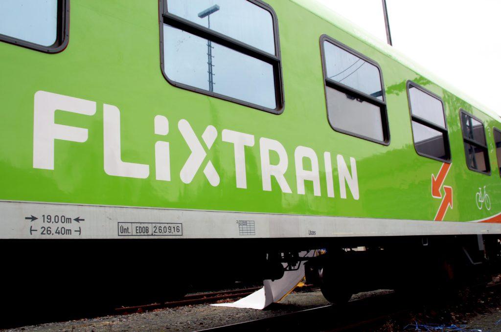 FlixTrain - Wagen