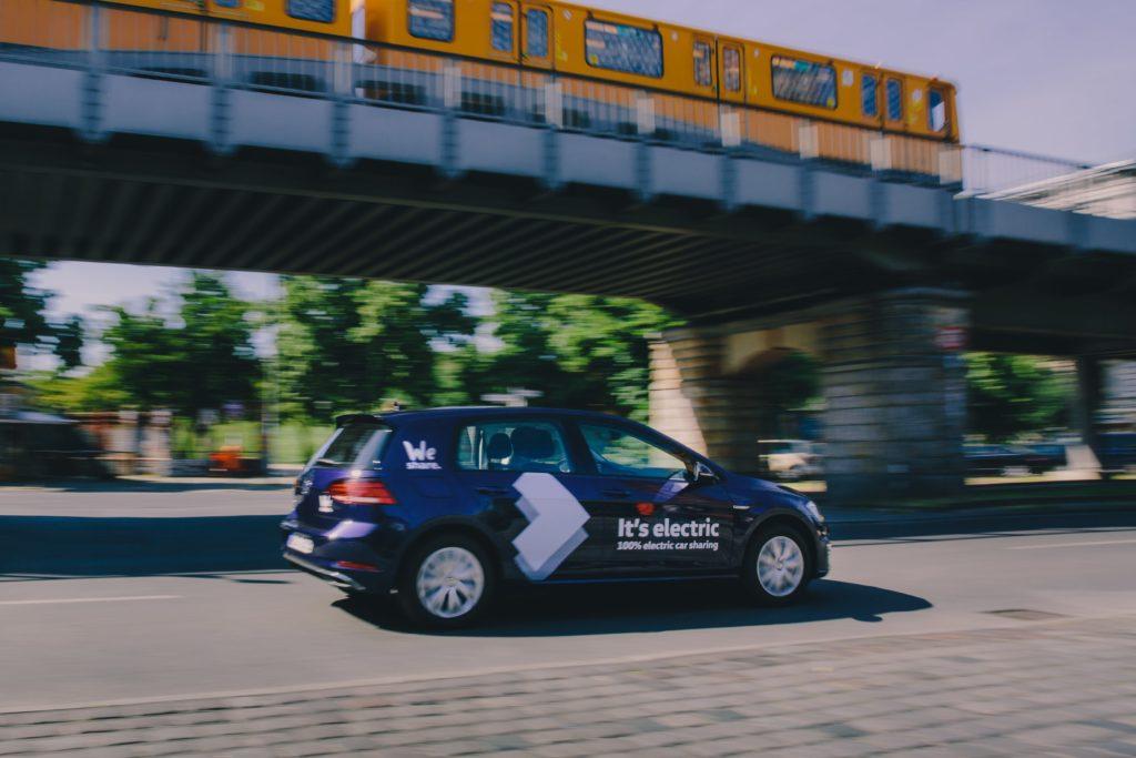 WeShare stellt Flotte in Berlin auf ID.3 um