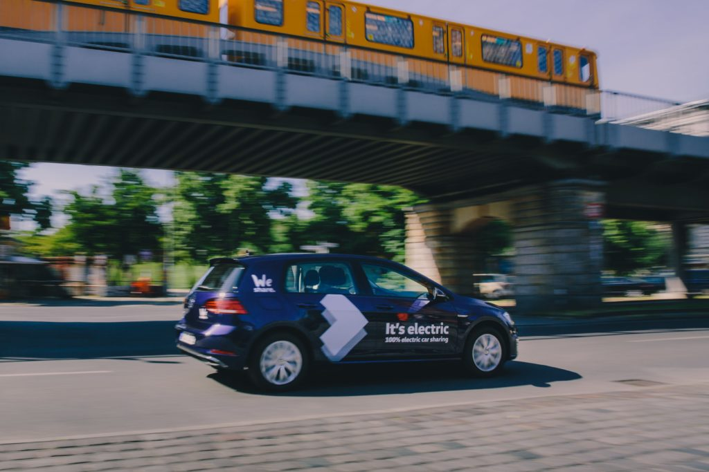 WeShare: VW startet Elektro-Carsharing auch in Hamburg