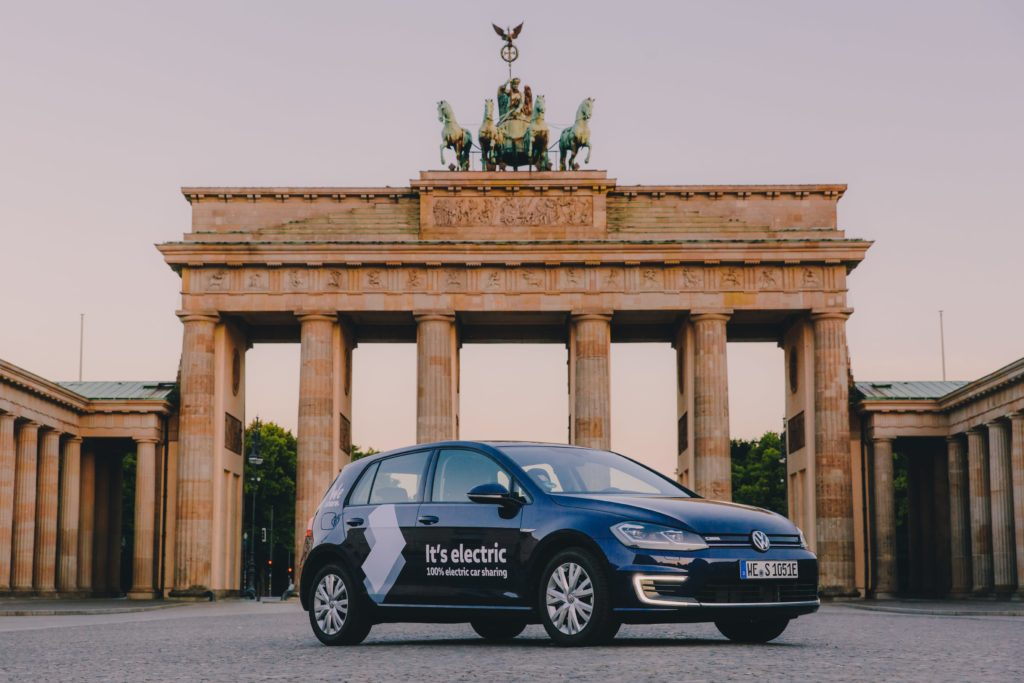 WeShare - Golf - Brandenburger Tor