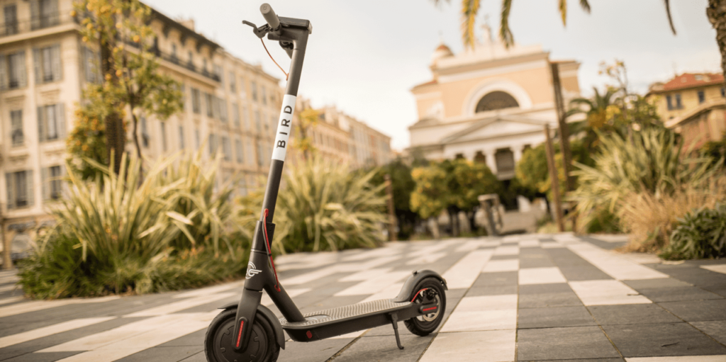 Kassel: Bird startet als zweiter E-Scooter-Anbieter