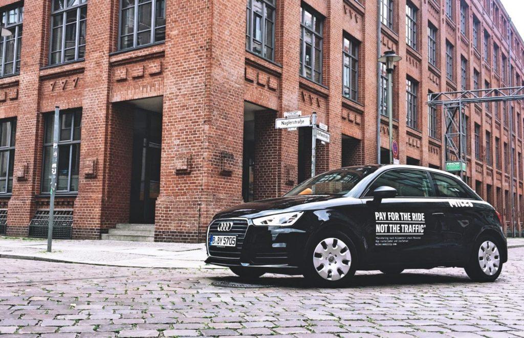 MILES: Car-Sharing-Anbieter nun auch in Düsseldorf verfügbar