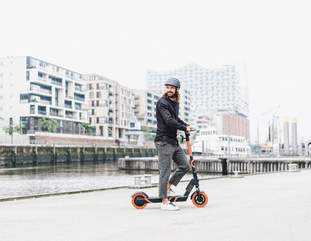 Circ: E-Scooter-Anbieter führt Stundenpakete ein