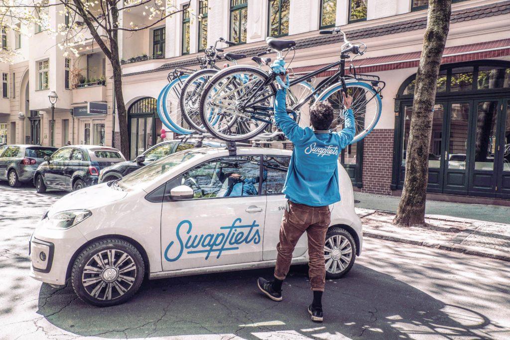Swapfiets: Das Fahrrad-Abo mit Rundum-sorglos-Paket