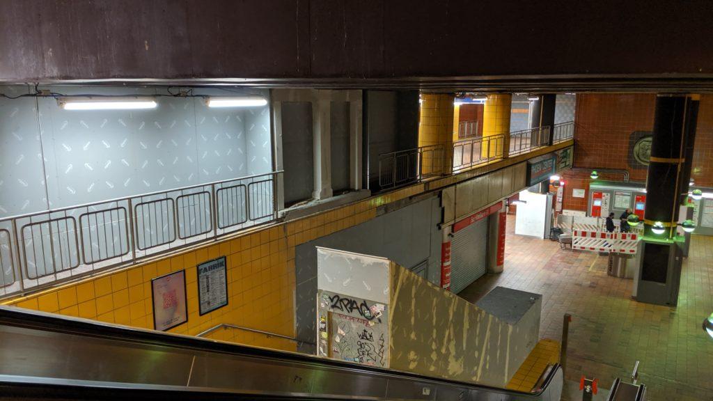 Hamburg: Sanierung des S-Bahnhofs Harburg verzögert sich