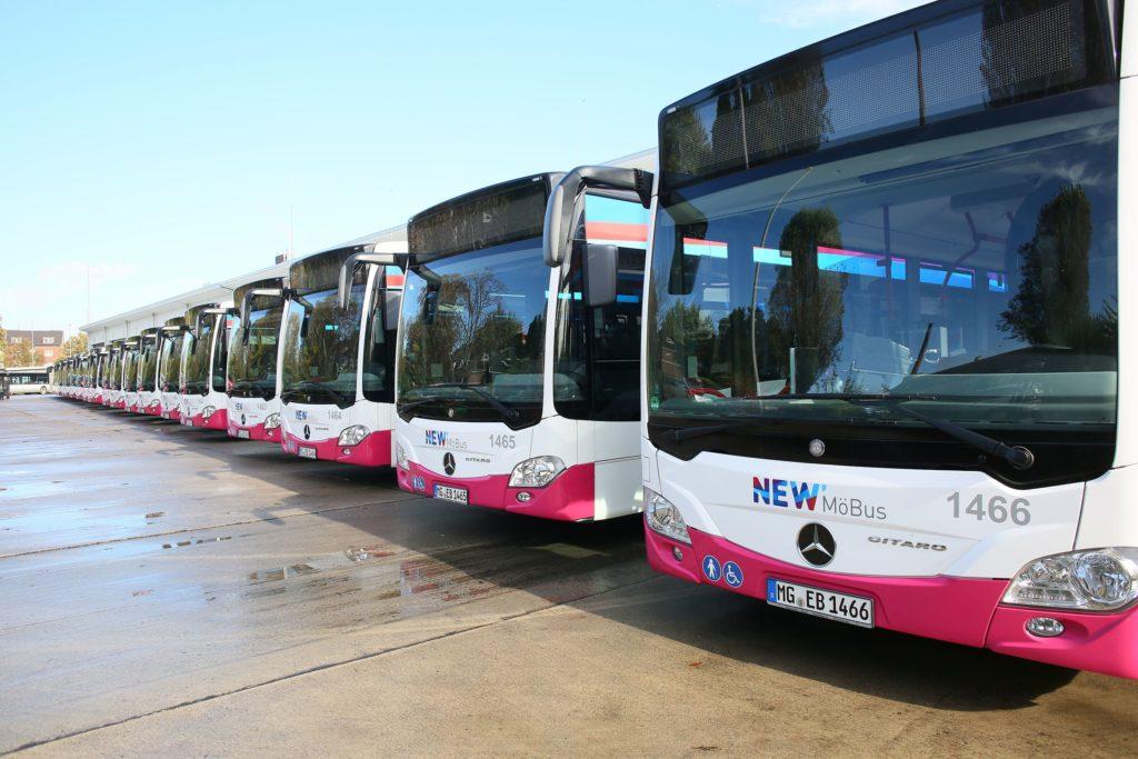 Mönchengladbach: Baubeginn für neuen Busbahnhof wohl noch 2021