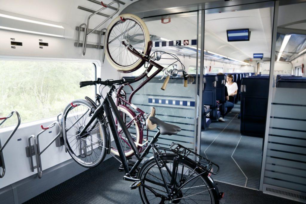 Deutsche Bahn: Kann man das Fahrrad im IC mitnehmen?