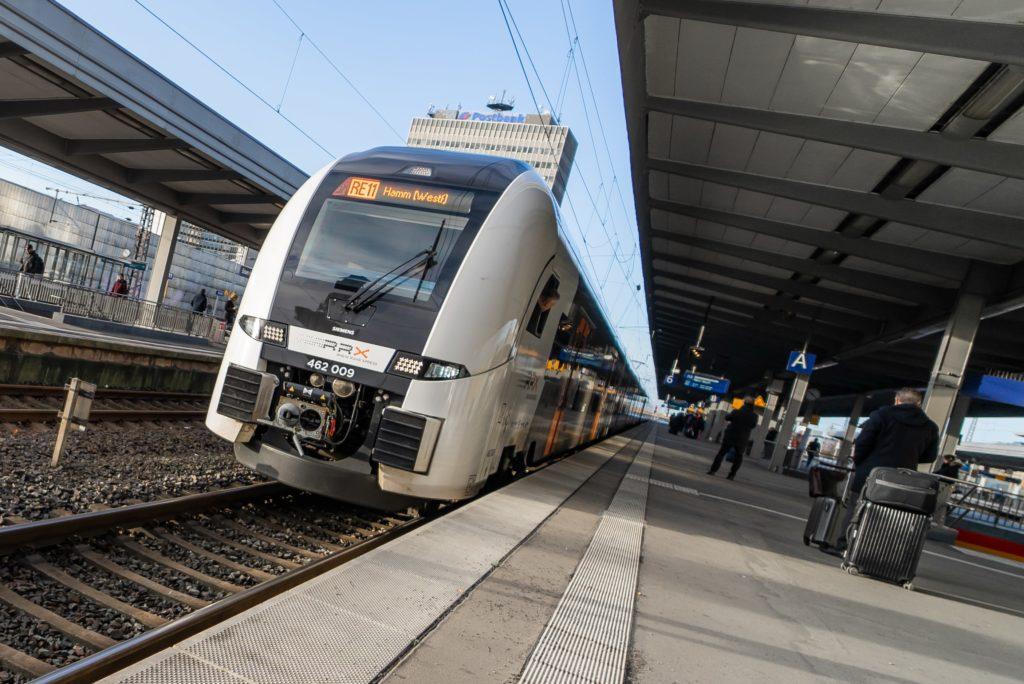 NRW: Abellio will RRX-Verkehr abgeben
