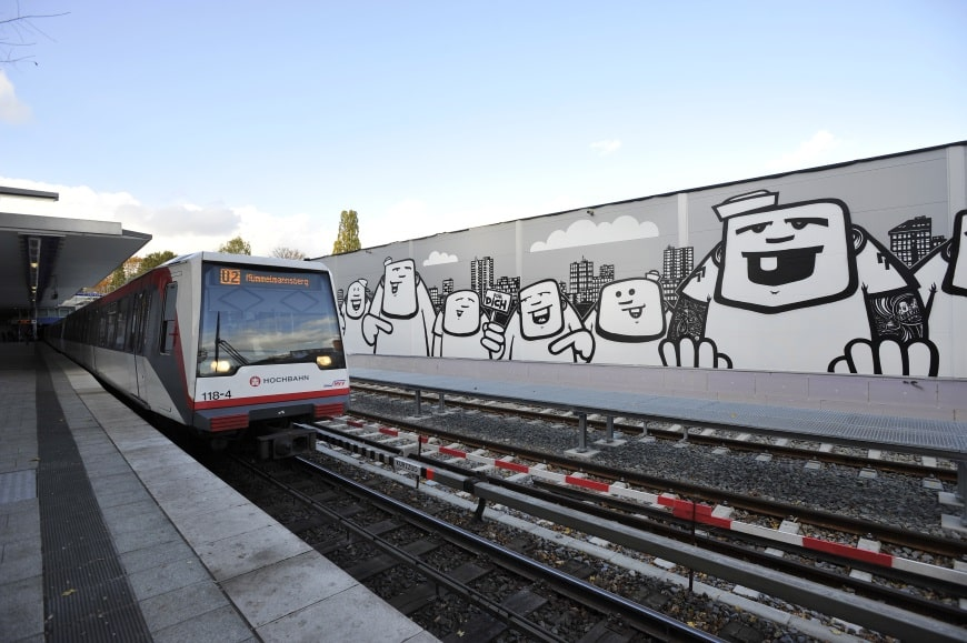 Hamburg: HVV erlaubt keine Gesichtsvisiere mehr