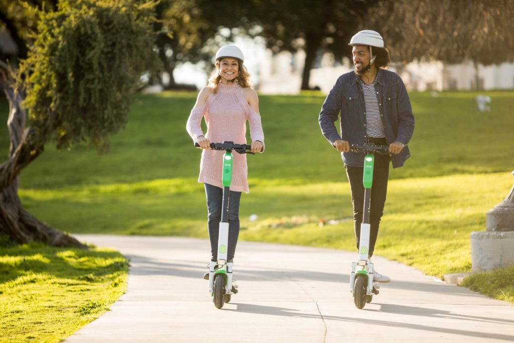 Münster: Lime startet als zweiter E-Scooter-Anbieter