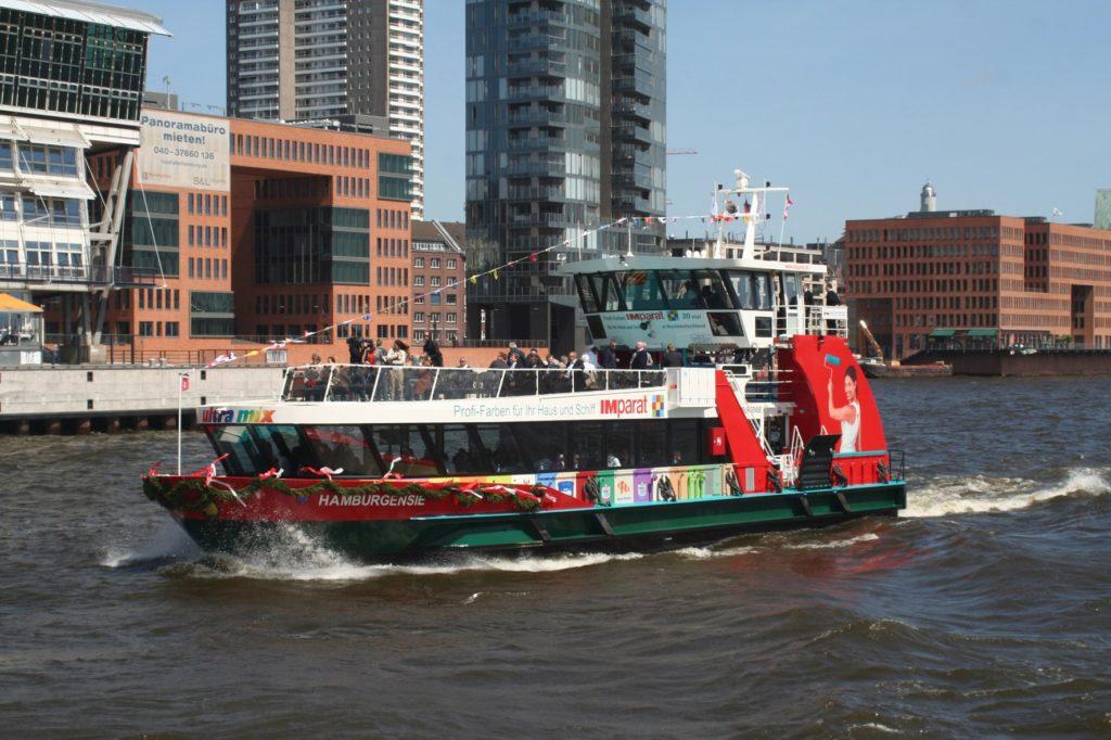 Hamburg: Fähre soll Harburg mit Innenstadt verbinden