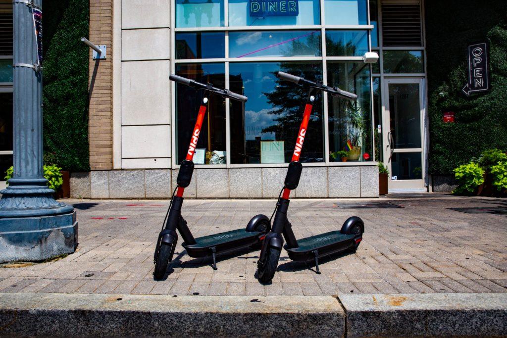 Spin: Weiterer E-Scooter-Anbieter startet in Deutschland
