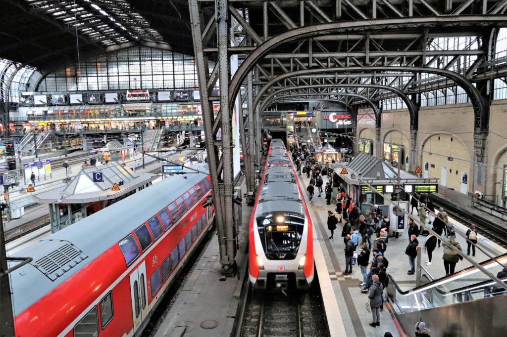 Hamburg: S-Bahnhof Billwerder-Moorfleet wird barrierefrei umgebaut