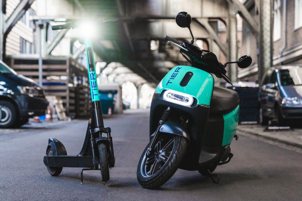 TIER: E-Mopeds nun auch in Hamburg verfügbar