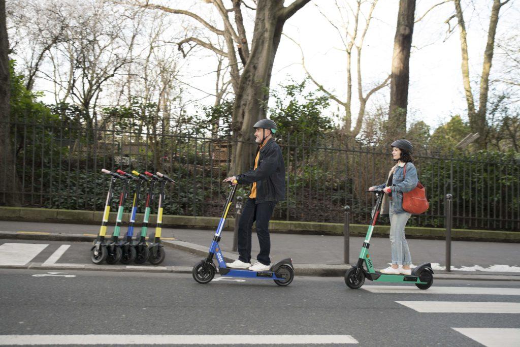 Dott: Weiterer E-Scooter-Anbieter geht in Düsseldorf an den Start