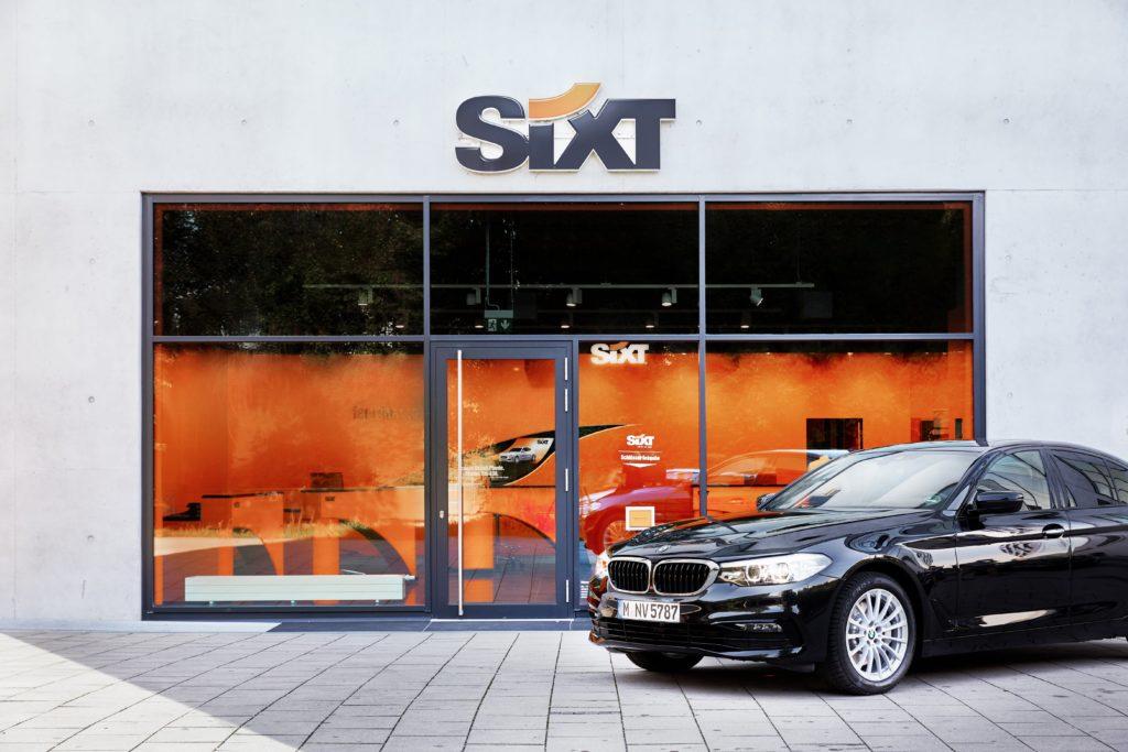 Sixt Share startet in drei weiteren Städten