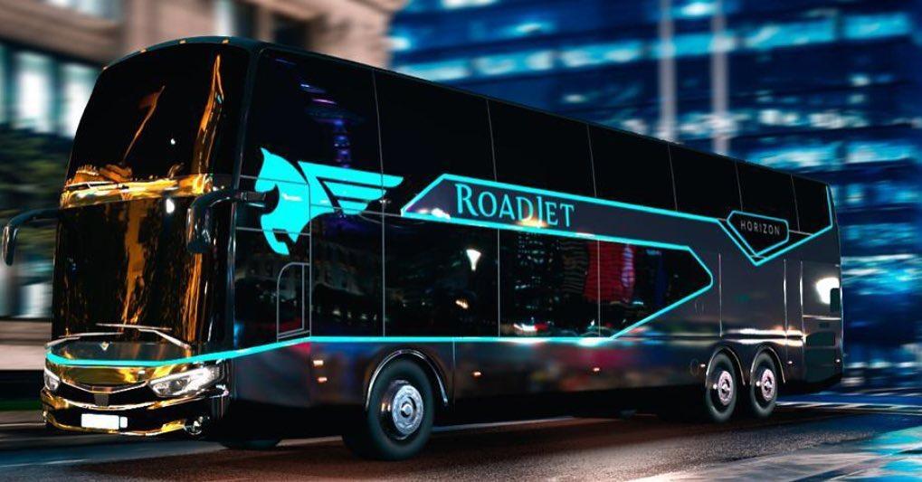 Roadjet: Neuer Fernbus-Anbieter startet mit Premium-Ansatz