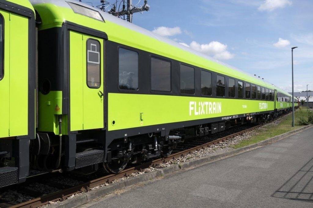 FlixTrain nimmt Betrieb am 23. Juli wieder auf