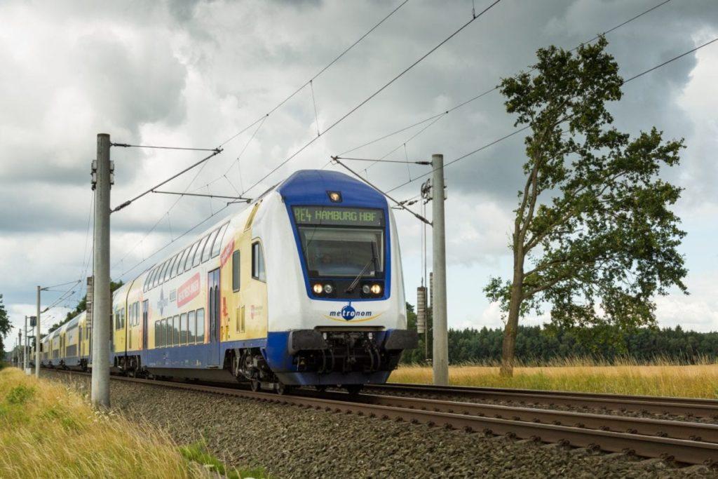 Metronom bekommt 14 weitere neue Doppelstockwagen