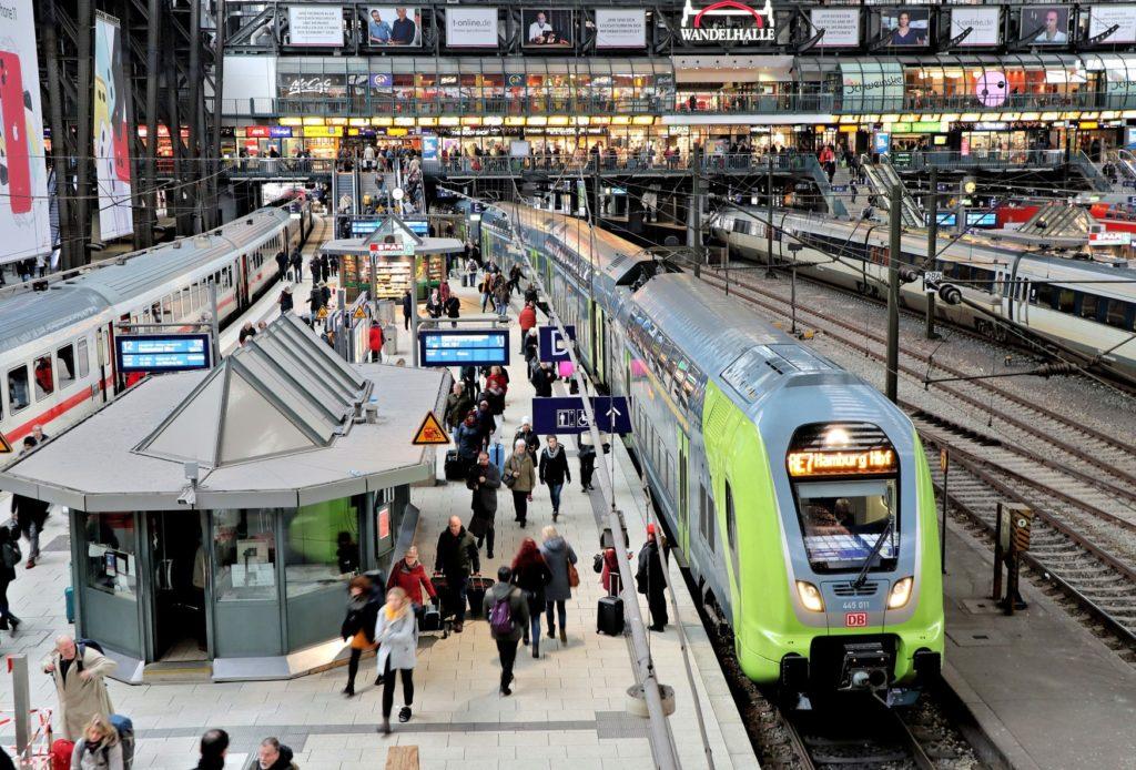 Hamburg Hbf: Was kostet ein Schließfach im Bahnhof?