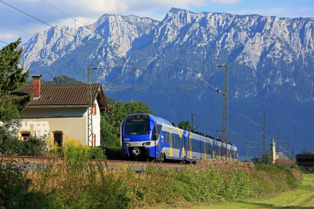 Bahn: Kann man mit dem Bayernticket nach Salzburg fahren?