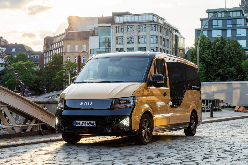 MOIA kehrt am 21. August mit neuen Fahrzeugen nach Hannover zurück