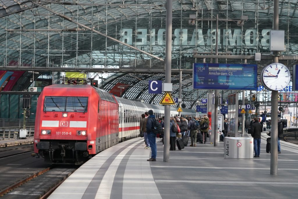 Deutsche Bahn: Gibt es Steckdosen im IC?