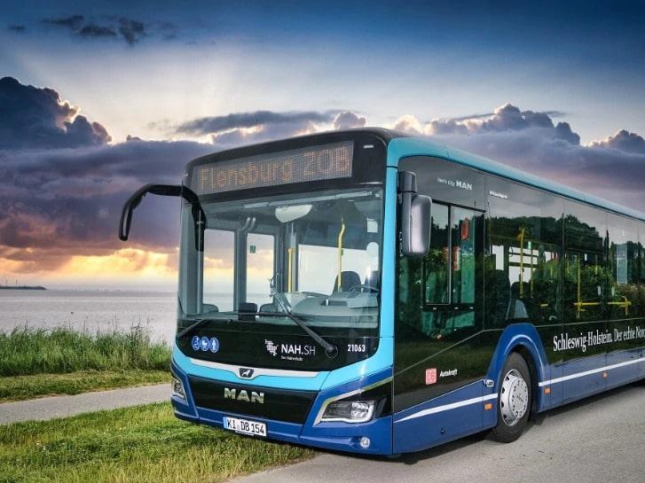 Schleswig-Holstein-Ticket: Darf man den Bus in Kiel nutzen?