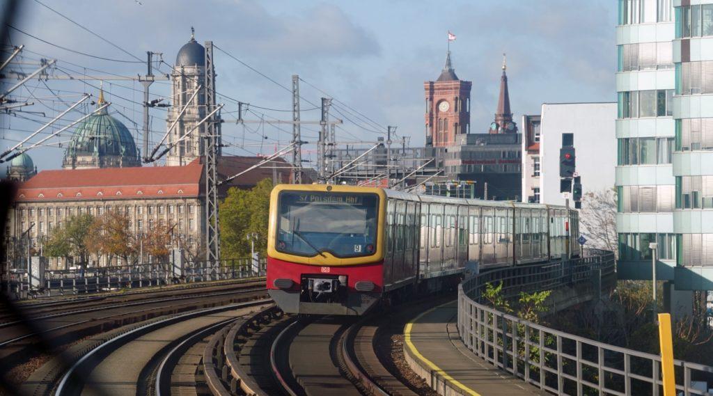 Berlin: S-Bahn fährt ab dem 26. Oktober zum BER