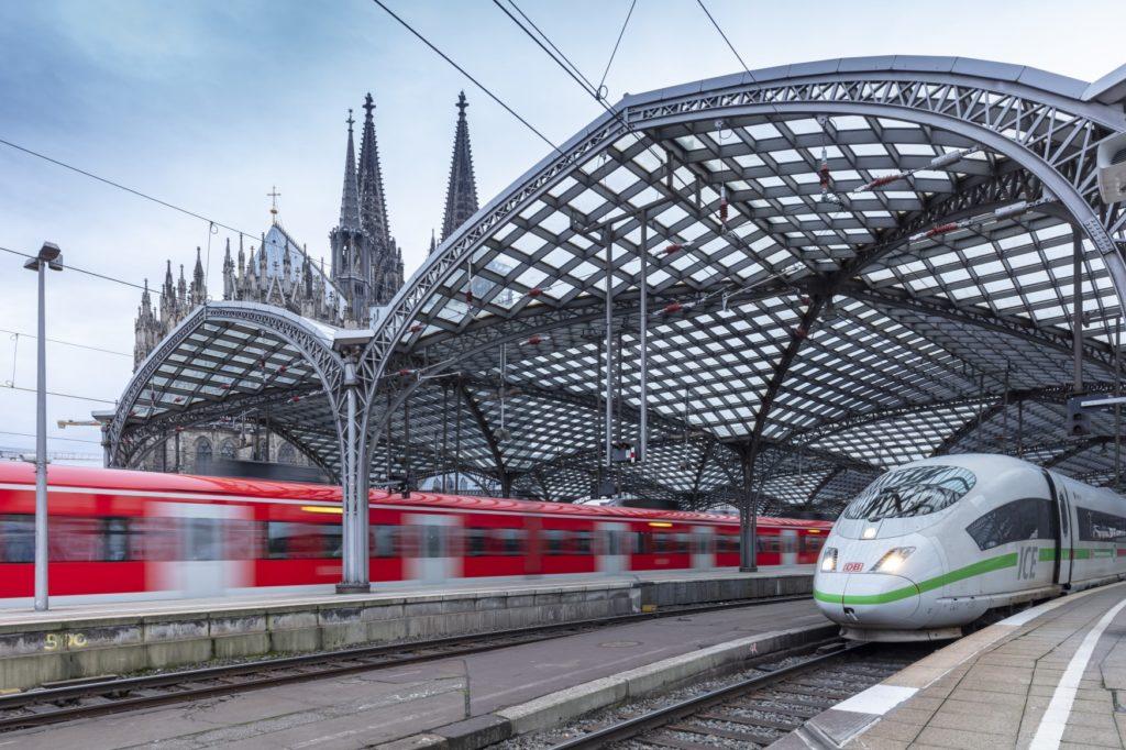 "Deutsche Bahn: Was bedeutet ""geänderte Wagenreihung""?"