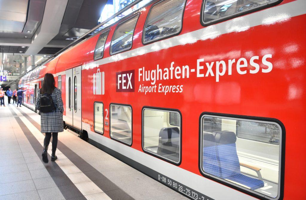 Bahn: Was ist der FEX?