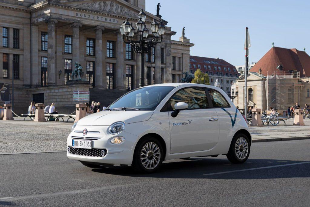 Share Now: Darf man das Auto in einer anderen Stadt abstellen?