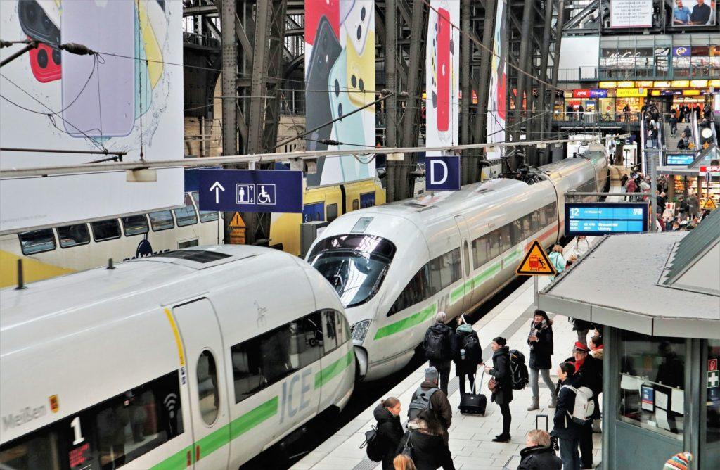 Bahn: Warum halten Züge nur zum aussteigen?