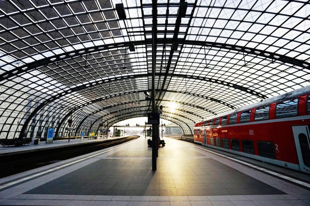 Deutsche Bahn: Ist mein Zug pünktlich?