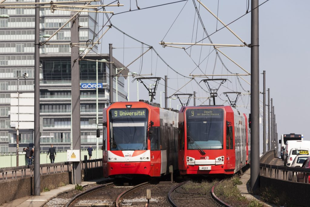 Köln: KVB bestellt 64 neue Straßenbahnen