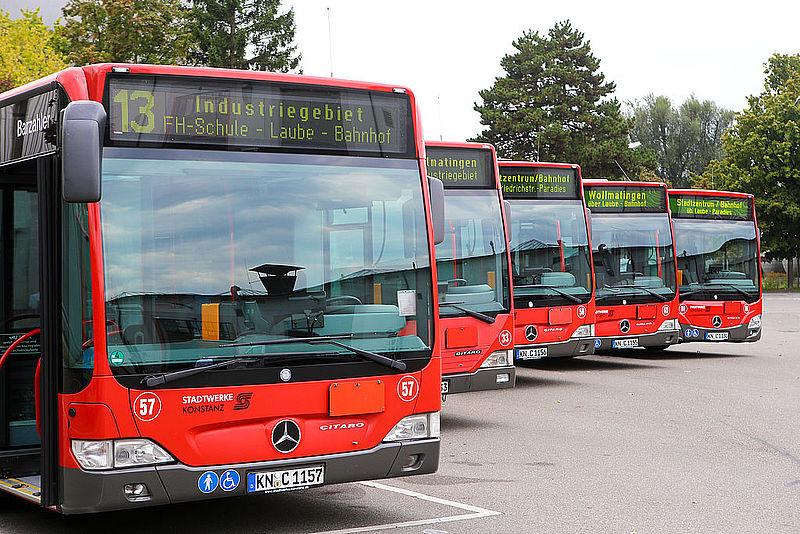 Konstanz: Stadtwerke erhöhen Preise für Busse und Fähren