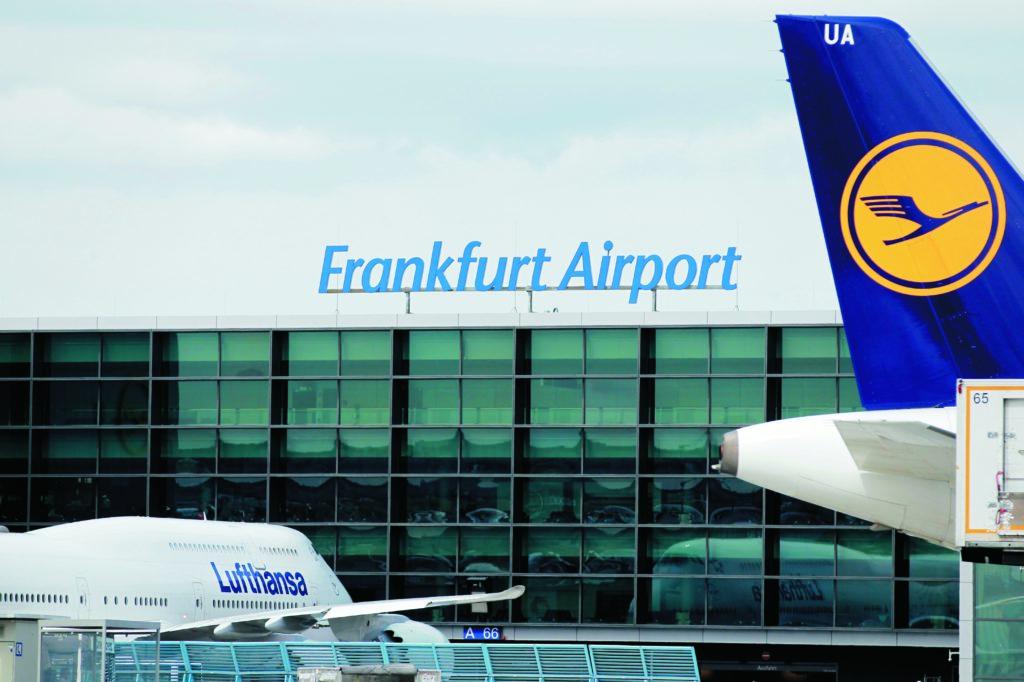 Flughafen Frankfurt: Brauche ich ein Ticket für die SkyLine?