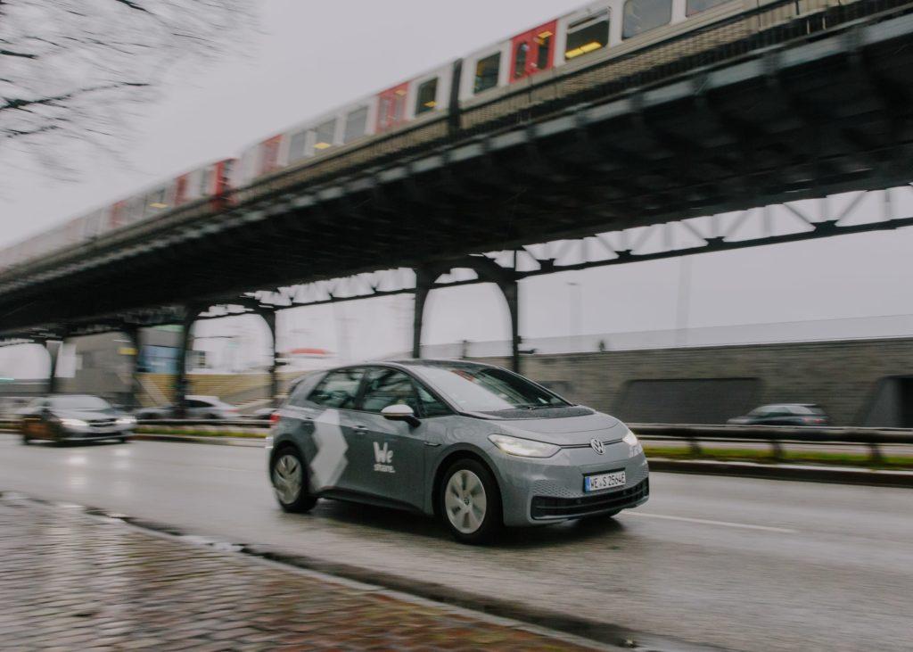 WeShare: Elektro-Carsharing startet in Hamburg