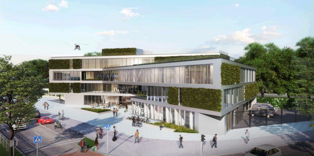 Mönchengladbach: Neubau des Hauptbahnhofes in Rheydt soll dieses Jahr starten