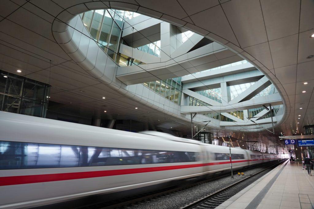 Deutsche Bahn: Wo steht die Wagennummer?