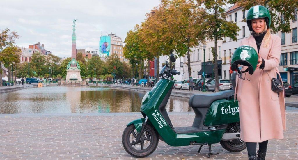 Hamburg: Felyx startet als neuer Sharing-Dienst für E-Roller
