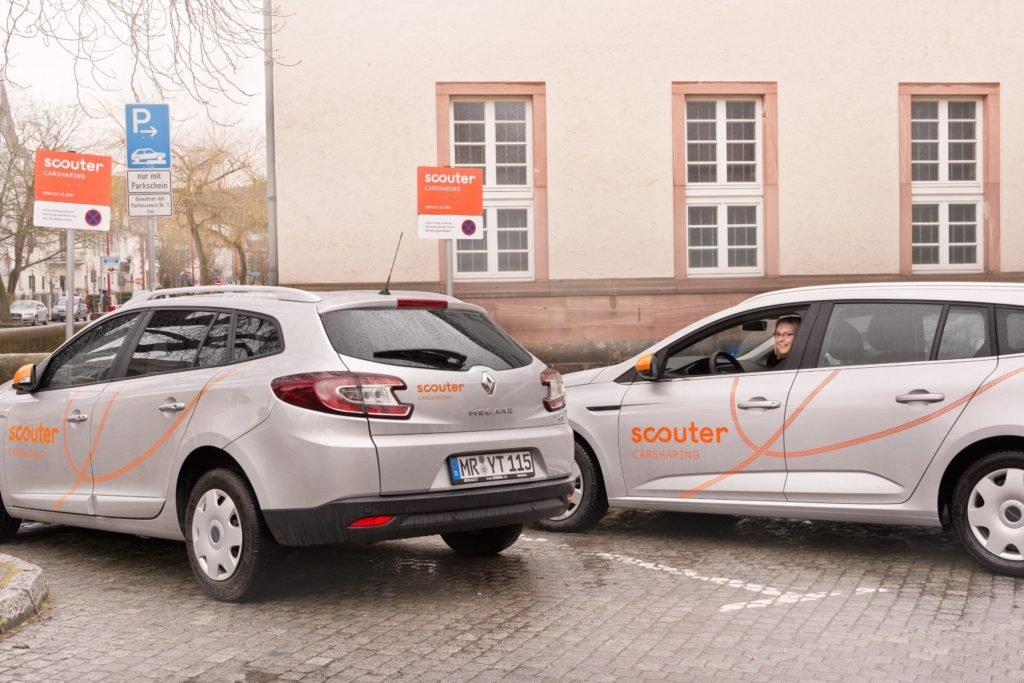 Scouter Carsharing