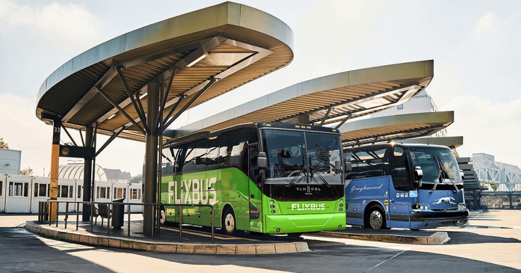 Flixbus übernimmt Greyhound